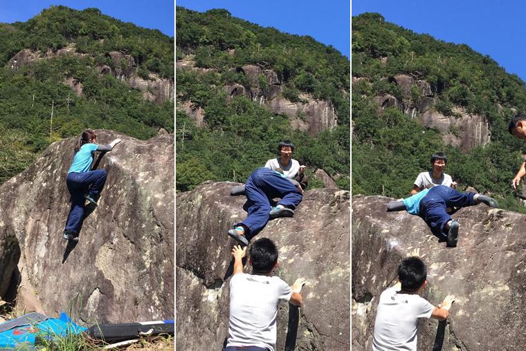 残念な登り方のmrpn…